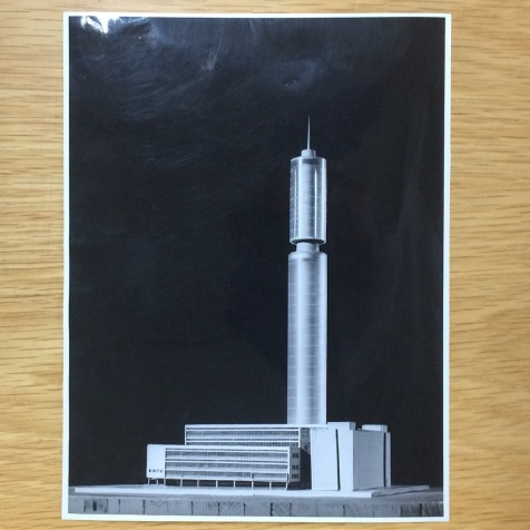 Museum Radio Tower - model 02