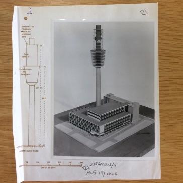 Museum Radio Tower - model 01