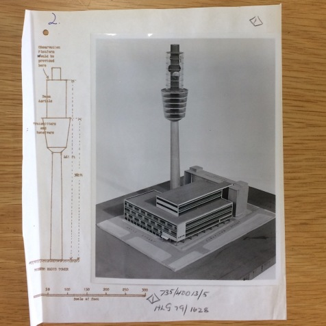 Museum Radio Tower - model 01